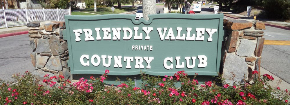 Friendly Valley Senior Community Golf Course